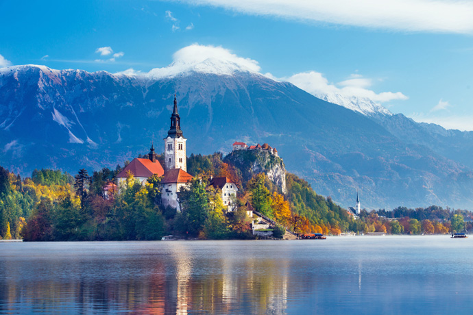 Bled See